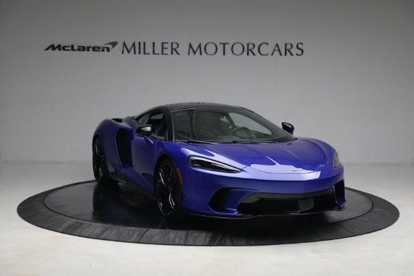 New 2022 McLaren GT Luxe for sale $228,080 at Alfa Romeo of Greenwich in Greenwich CT 06830 11