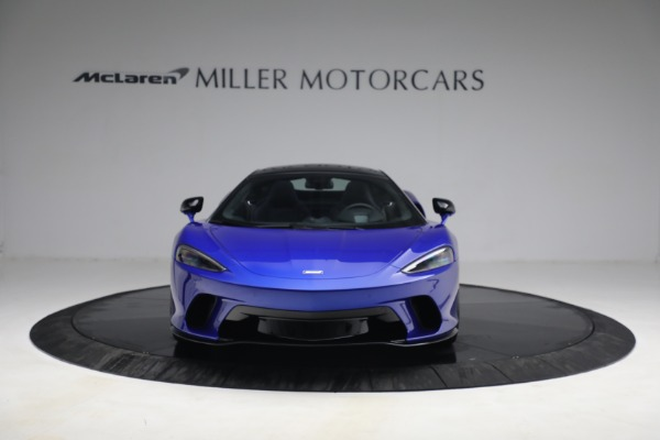 New 2022 McLaren GT Luxe for sale $228,080 at Alfa Romeo of Greenwich in Greenwich CT 06830 12