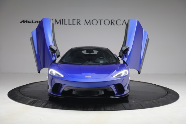 New 2022 McLaren GT Luxe for sale $228,080 at Alfa Romeo of Greenwich in Greenwich CT 06830 13