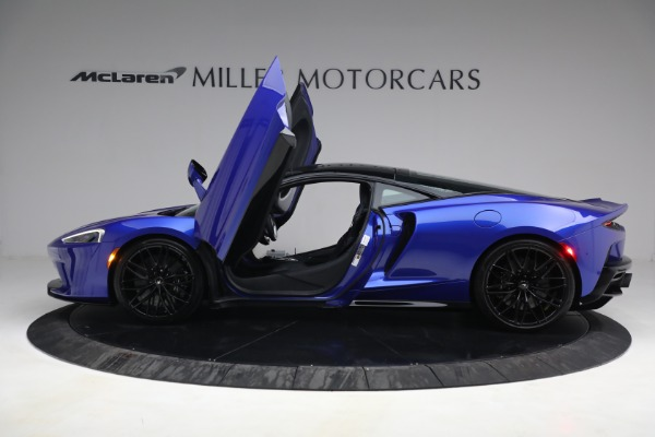 New 2022 McLaren GT Luxe for sale $228,080 at Alfa Romeo of Greenwich in Greenwich CT 06830 15