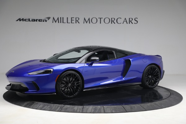 New 2022 McLaren GT Luxe for sale $228,080 at Alfa Romeo of Greenwich in Greenwich CT 06830 2