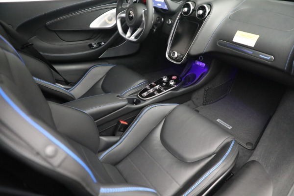 New 2022 McLaren GT Luxe for sale $228,080 at Alfa Romeo of Greenwich in Greenwich CT 06830 20