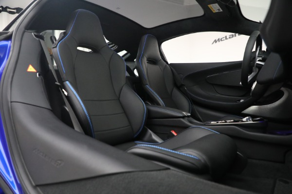 New 2022 McLaren GT Luxe for sale $228,080 at Alfa Romeo of Greenwich in Greenwich CT 06830 22