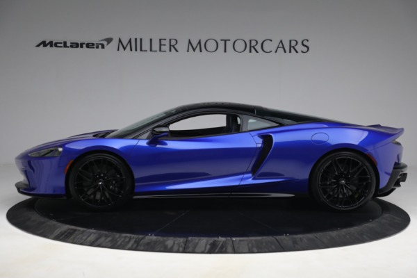 New 2022 McLaren GT Luxe for sale $228,080 at Alfa Romeo of Greenwich in Greenwich CT 06830 3