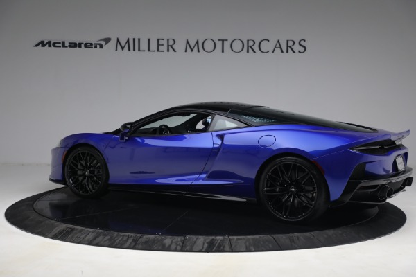 New 2022 McLaren GT Luxe for sale $228,080 at Alfa Romeo of Greenwich in Greenwich CT 06830 4