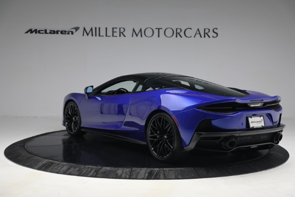 New 2022 McLaren GT Luxe for sale $228,080 at Alfa Romeo of Greenwich in Greenwich CT 06830 5