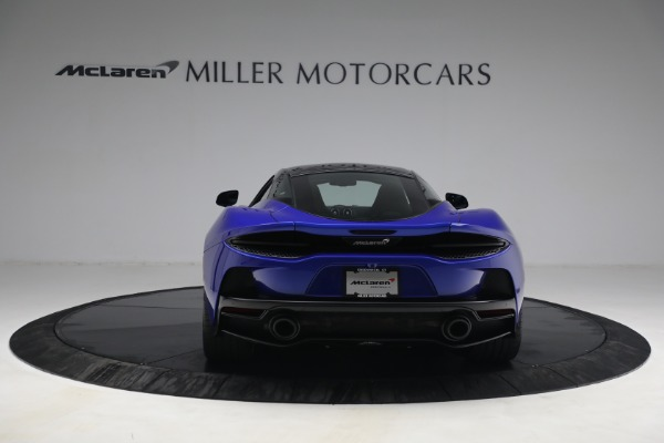 New 2022 McLaren GT Luxe for sale $228,080 at Alfa Romeo of Greenwich in Greenwich CT 06830 6