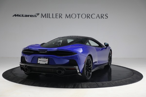 New 2022 McLaren GT Luxe for sale $228,080 at Alfa Romeo of Greenwich in Greenwich CT 06830 7