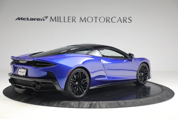 New 2022 McLaren GT Luxe for sale $228,080 at Alfa Romeo of Greenwich in Greenwich CT 06830 8
