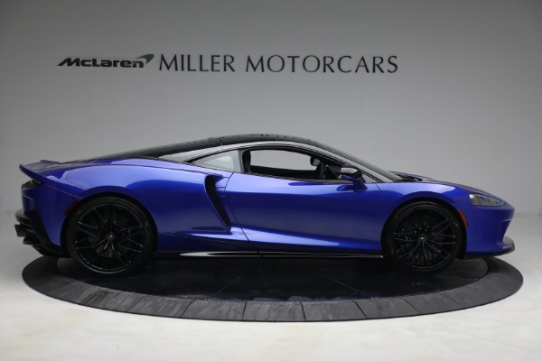 New 2022 McLaren GT Luxe for sale $228,080 at Alfa Romeo of Greenwich in Greenwich CT 06830 9
