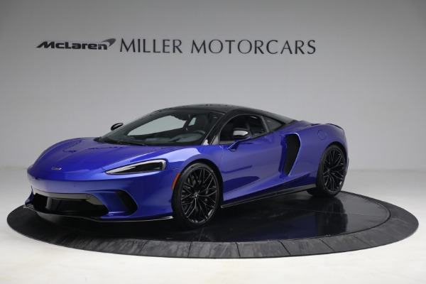 New 2022 McLaren GT Luxe for sale $228,080 at Alfa Romeo of Greenwich in Greenwich CT 06830 1