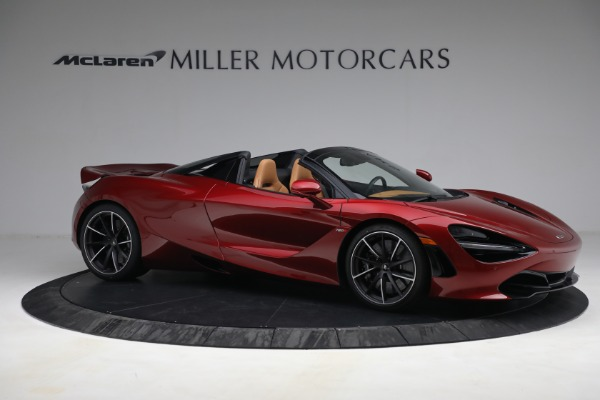 New 2022 McLaren 720S Spider for sale $382,090 at Alfa Romeo of Greenwich in Greenwich CT 06830 10