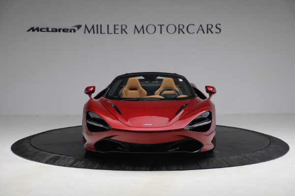 New 2022 McLaren 720S Spider for sale $382,090 at Alfa Romeo of Greenwich in Greenwich CT 06830 12