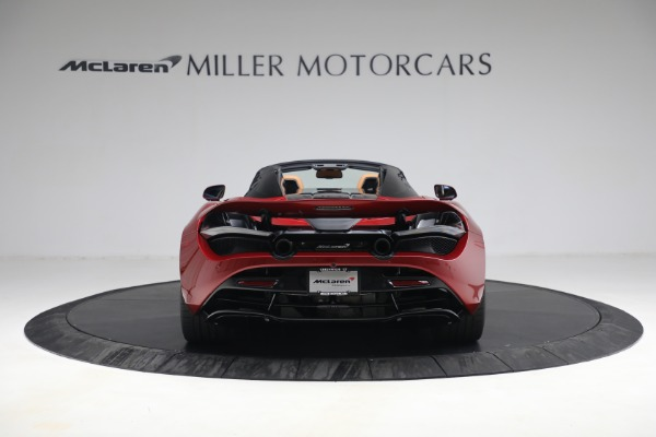 New 2022 McLaren 720S Spider for sale $382,090 at Alfa Romeo of Greenwich in Greenwich CT 06830 6