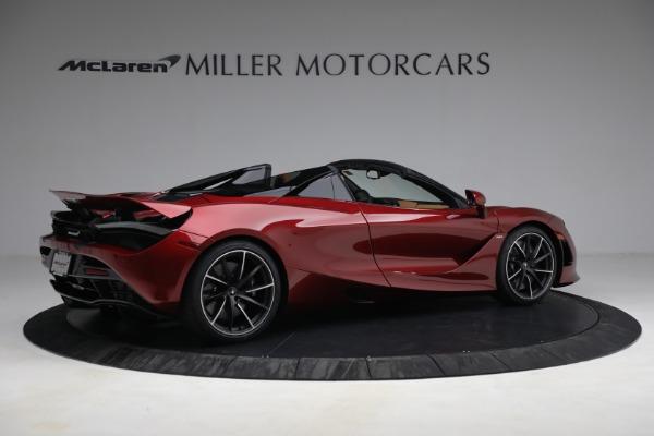 New 2022 McLaren 720S Spider for sale $382,090 at Alfa Romeo of Greenwich in Greenwich CT 06830 8