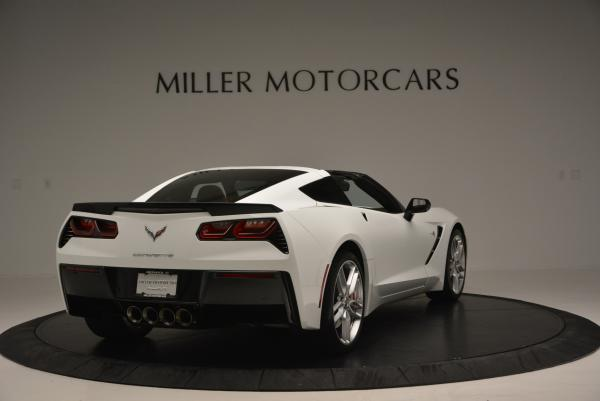 Used 2014 Chevrolet Corvette Stingray Z51 for sale Sold at Alfa Romeo of Greenwich in Greenwich CT 06830 11