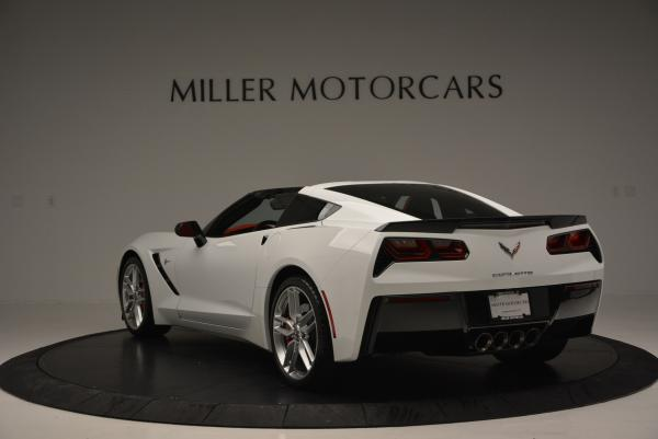 Used 2014 Chevrolet Corvette Stingray Z51 for sale Sold at Alfa Romeo of Greenwich in Greenwich CT 06830 8