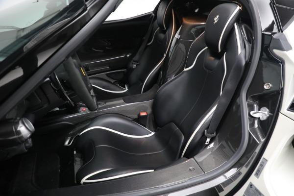 Used 2014 Ferrari LaFerrari for sale Call for price at Alfa Romeo of Greenwich in Greenwich CT 06830 16