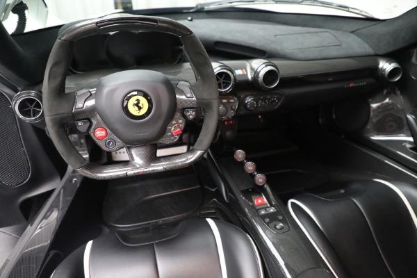 Used 2014 Ferrari LaFerrari for sale Call for price at Alfa Romeo of Greenwich in Greenwich CT 06830 17