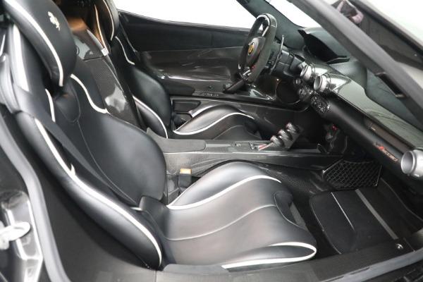 Used 2014 Ferrari LaFerrari for sale Call for price at Alfa Romeo of Greenwich in Greenwich CT 06830 20