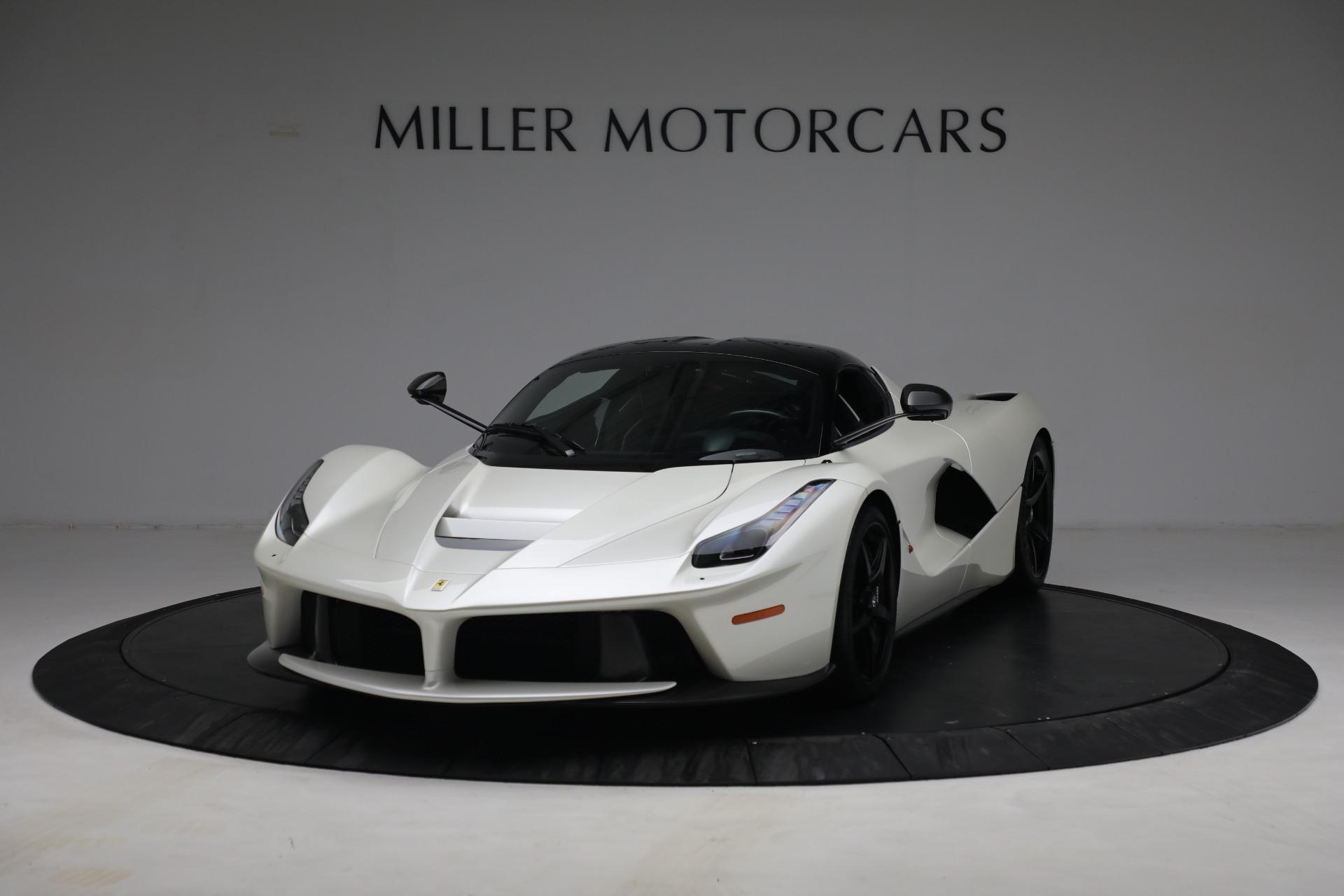 Used 2014 Ferrari LaFerrari for sale Call for price at Alfa Romeo of Greenwich in Greenwich CT 06830 1