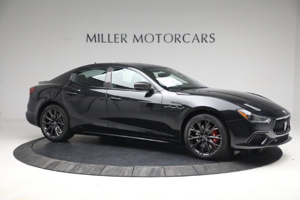 New 2022 Maserati Ghibli Modena Q4 for sale $103,855 at Alfa Romeo of Greenwich in Greenwich CT 06830 10