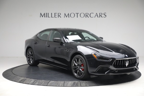 New 2022 Maserati Ghibli Modena Q4 for sale $103,855 at Alfa Romeo of Greenwich in Greenwich CT 06830 11