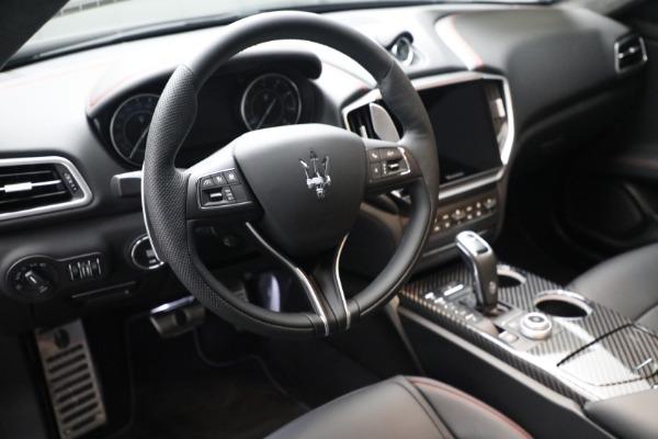 New 2022 Maserati Ghibli Modena Q4 for sale $103,855 at Alfa Romeo of Greenwich in Greenwich CT 06830 16