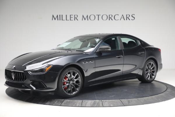 New 2022 Maserati Ghibli Modena Q4 for sale $103,855 at Alfa Romeo of Greenwich in Greenwich CT 06830 2