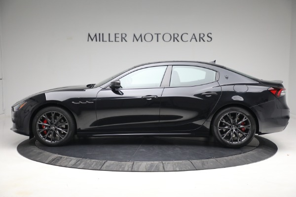 New 2022 Maserati Ghibli Modena Q4 for sale $103,855 at Alfa Romeo of Greenwich in Greenwich CT 06830 3