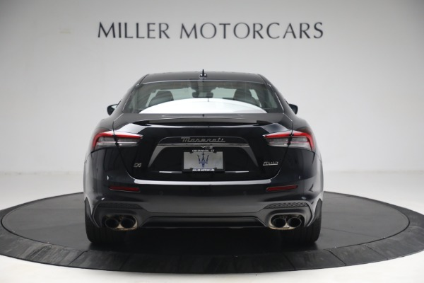 New 2022 Maserati Ghibli Modena Q4 for sale $103,855 at Alfa Romeo of Greenwich in Greenwich CT 06830 6