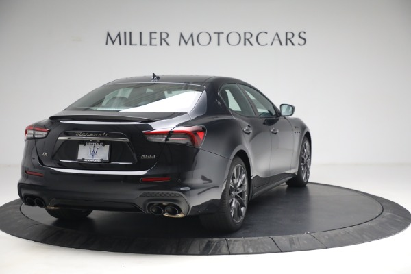 New 2022 Maserati Ghibli Modena Q4 for sale $103,855 at Alfa Romeo of Greenwich in Greenwich CT 06830 7