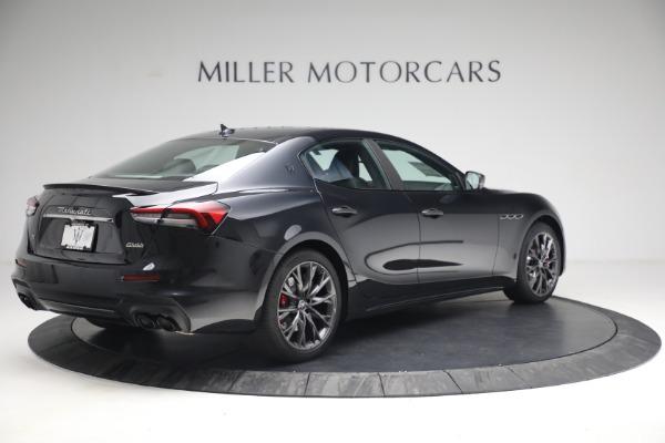 New 2022 Maserati Ghibli Modena Q4 for sale $103,855 at Alfa Romeo of Greenwich in Greenwich CT 06830 8