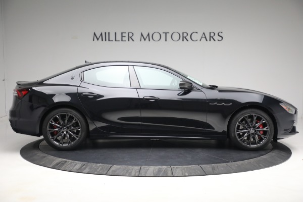 New 2022 Maserati Ghibli Modena Q4 for sale $103,855 at Alfa Romeo of Greenwich in Greenwich CT 06830 9