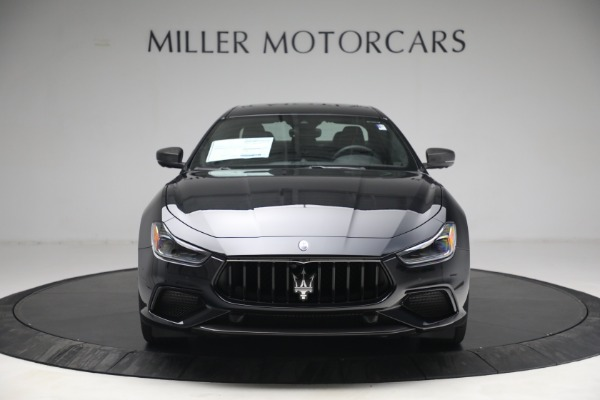New 2022 Maserati Ghibli Modena Q4 for sale $103,855 at Alfa Romeo of Greenwich in Greenwich CT 06830 12