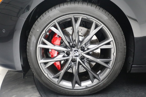 New 2022 Maserati Ghibli Modena Q4 for sale $103,855 at Alfa Romeo of Greenwich in Greenwich CT 06830 20