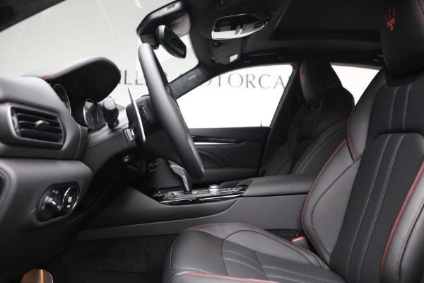 New 2022 Maserati Levante GT for sale Call for price at Alfa Romeo of Greenwich in Greenwich CT 06830 14