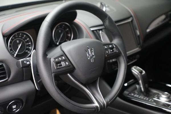 New 2022 Maserati Levante GT for sale Call for price at Alfa Romeo of Greenwich in Greenwich CT 06830 17