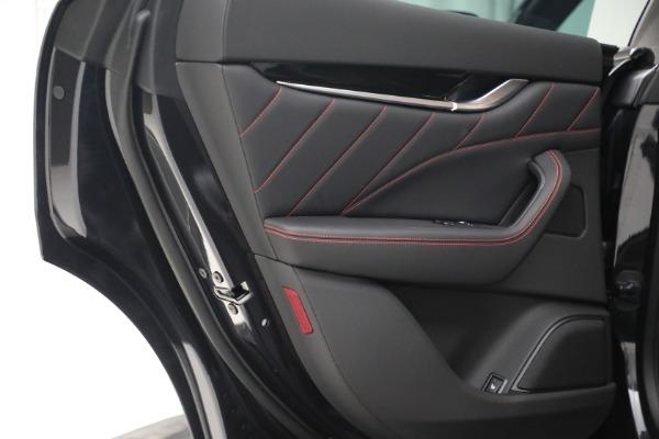New 2022 Maserati Levante GT for sale Call for price at Alfa Romeo of Greenwich in Greenwich CT 06830 23