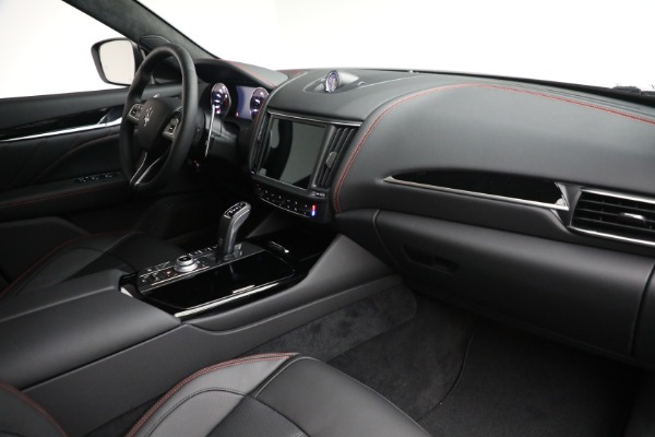 New 2022 Maserati Levante GT for sale Call for price at Alfa Romeo of Greenwich in Greenwich CT 06830 24
