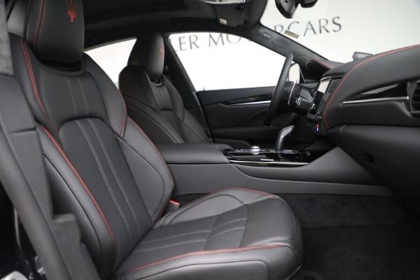 New 2022 Maserati Levante GT for sale Call for price at Alfa Romeo of Greenwich in Greenwich CT 06830 25