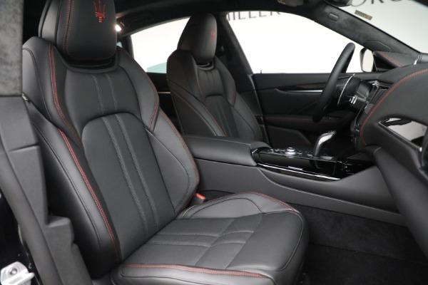 New 2022 Maserati Levante GT for sale Call for price at Alfa Romeo of Greenwich in Greenwich CT 06830 26
