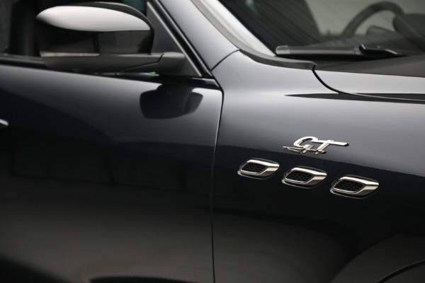 New 2022 Maserati Levante GT for sale Call for price at Alfa Romeo of Greenwich in Greenwich CT 06830 28