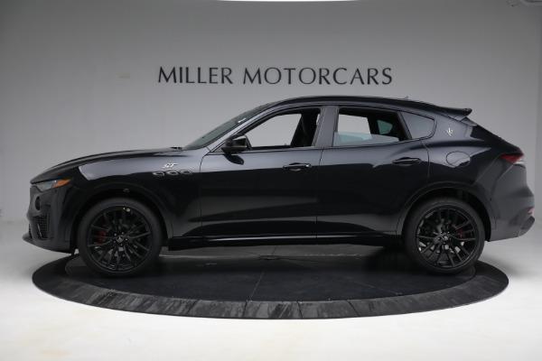 New 2022 Maserati Levante GT for sale Call for price at Alfa Romeo of Greenwich in Greenwich CT 06830 3