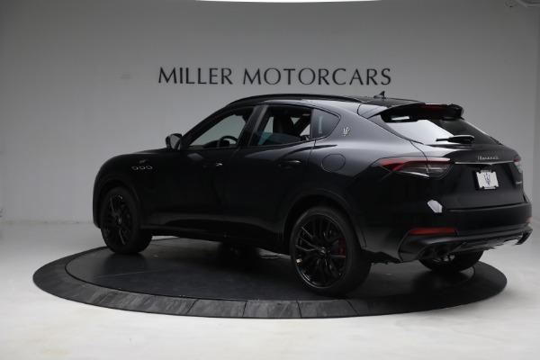 New 2022 Maserati Levante GT for sale Call for price at Alfa Romeo of Greenwich in Greenwich CT 06830 4