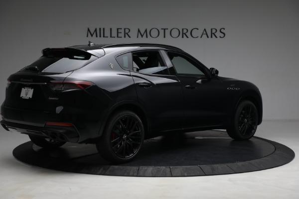 New 2022 Maserati Levante GT for sale Call for price at Alfa Romeo of Greenwich in Greenwich CT 06830 8