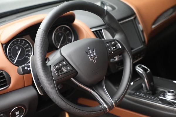 New 2022 Maserati Levante Modena for sale $104,545 at Alfa Romeo of Greenwich in Greenwich CT 06830 17