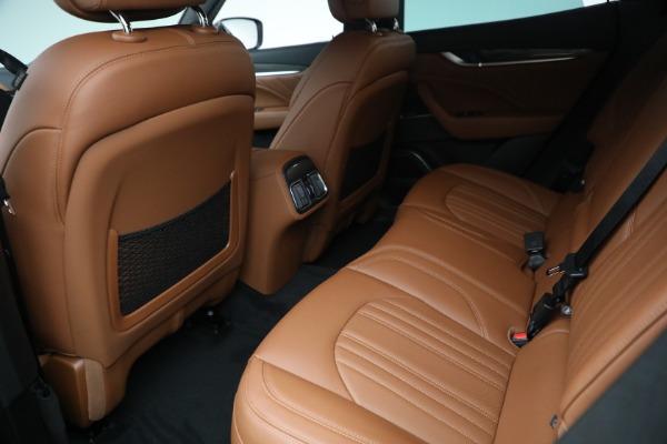 New 2022 Maserati Levante Modena for sale $104,545 at Alfa Romeo of Greenwich in Greenwich CT 06830 21