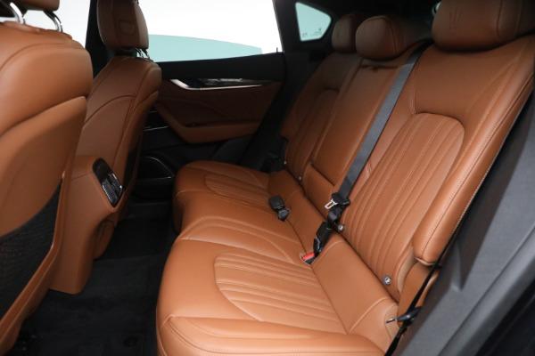 New 2022 Maserati Levante Modena for sale $104,545 at Alfa Romeo of Greenwich in Greenwich CT 06830 22