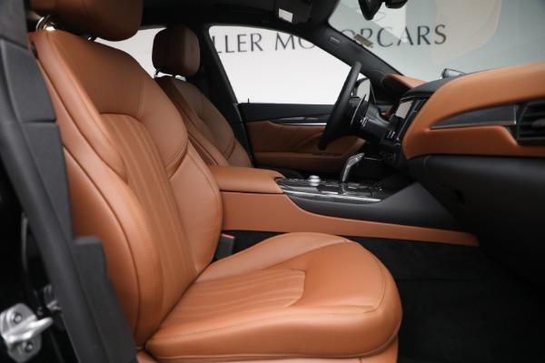 New 2022 Maserati Levante Modena for sale $104,545 at Alfa Romeo of Greenwich in Greenwich CT 06830 25